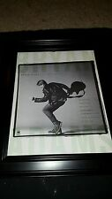 Bryan Adams Cuts Like A Knife Rare Original Promo Poster Ad Framed!