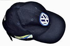 VOLKSWAGEN RACE TOUAREG BLACK/NAVY BASEBALL CAP