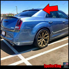 Rear Roof Spoiler Window Wing (Fits: Chrysler 300 2011-present) SpoilerKing