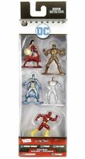 2 Nano Metalfigs DC Comics 5-pack B 1p