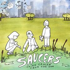 SAUCERS-Third Saucer From The Sun LP 1979-1981 garage Punk RFTT Mirrors KBD