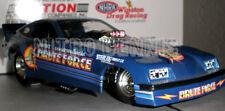 Nhra John Force 1:24 Diecast Funny Car Monza 1977 Brute Nitro Dennis Racing Blue