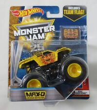 Hot Wheels Monster Jam MAX-D TEAM FLAG!