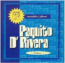 D 'Rivera, Paquito/Messidor S FINEST-volume 1