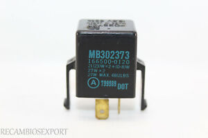Relais Mitsubishi Galant MB302373 1665000120 166500-0120 799989 DOT