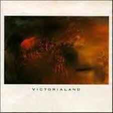 Cocteau Twins Victorialand Lp Original 4ad German