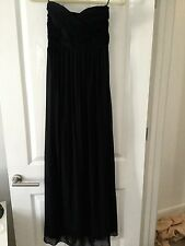 Jane Norman Ladies Long Formal Maxi Dress Cocktail/black Tie/gala