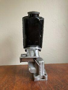 Porsche 356 C SC 912 Engine Oil Filler w/ Cap & Generator Stand