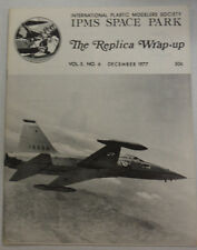 IPMS Space Park Magazine Building The Tiger II F-5E December 1977 052515R
