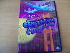 JEFFERSON AIRPLANE FLY DVD  MINT-