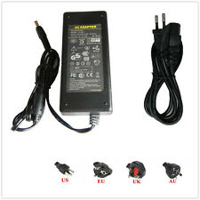 8A 10A Ladegerät Adapter 5V Power Supply EU Plug 4 WS2812B WS2801 LED-Streifen
