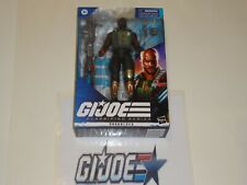 GI JOE 2020 CLASSIFIED SERIES ROADBLOCK NIB