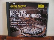 MOZART-BERLINER PHILHARM.-BOHM-CD-Grandi Interpreti-DEUTSCHE GRAMMOPHON-DeAgosti