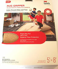 item 1 3m rug gripper 5u0027 x 8u0027 carpets area rugs srg58 tekk protection slips sliding