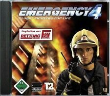 EMERGENCY 4 - Global Fighters For Life - NEU & SOFORT