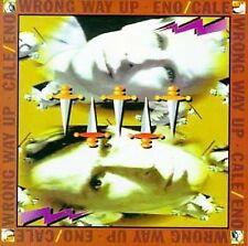 Wrong Way Up by John Cale/Brian Eno (CD, Oct-1990, Warner Bros.) LIKE NEW
