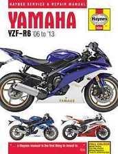 Yamaha YZF R6 Haynes Manual Repair Manual Workshop Manual  2006-2013