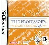 THE PROFESSOR'S BRAIN TRAINER LOGIC Nintendo DS NDS 2DS DSL DSI 3DS Game New UK