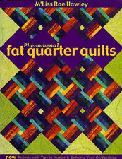 Fat Quarter Friendly Quilts Easy Designs w Variations Quilting Pattern Book New