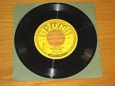 "ROCK & ROLL 45 RPM - RHYTHM ROCKERS - SUN 248 - ""JUKE BOX, HELP ME FIND MY BABY"""