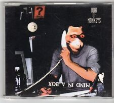 (GS958) Box Of Monkeys, Mind In A Box - 1998 CD