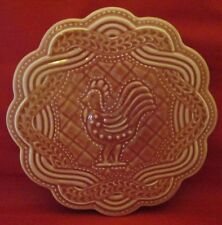 Longaberger American Craft Originals Trivet Paprika #30429 Still In Box