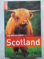 THE ROUGH GUIDE TO SCOTLAND.S/B APRIL 2006 NEW,MAPS PHOTOS GUIDE
