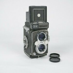 Yashica Mat EM TLR Medium Format Camera Copal-MXV f3.2 80mm