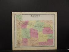 New York, Steuben County Map, 1873, Town of Canisteo, O6#60