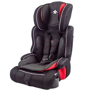 Cozy N Safe Everest Group 1/2/3 Baby /  Child Car Seat - Belted Installation