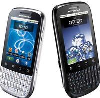 "Original Motorola XT316 Unlocked Smartphone 3G WIFI 2.8"" 3.15MP Bluetooth GPS"