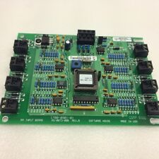 Software House AS-0073-000 REV. B Eight RM Input Board