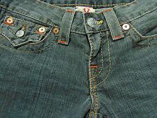 True Religion Joey Grey Distressed Size 25