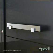 Oppali Stainless steel Pull handle Square Entrance door handle Art.580 T-bar