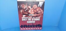 BodyBuilding Only The Strong Survive Volume 2 DVD Branch Warren,Charles Glass