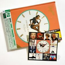 Kylie Minogue Step Back In Time The Definitive Taiwan 2 CD OBI Sticker 2019 NEW