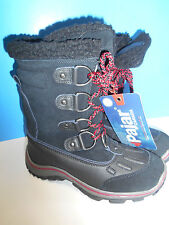 PAJAR WOMEN ALINA TALL BLACK SKI BOOTS WATERPROOF WINTER BOOTS SNOW 6-6.5 NEW