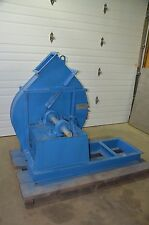 "Twin City TC Clarage 1315B Type 0 Fan Blower Radial Blade 15X11.5"" 3480RPM @200°"