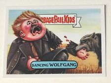 Garbage Pail Kids We Hate The 90s Films Sticker 5a Dancing Wolfgang With Wolves
