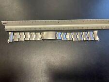 1974 Rolex C & I rivet 20mm bracelet 12 links