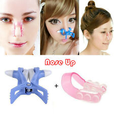 Nose Up Hot Shaping Shaper Lifting&Bridge Straightening Beauty Clip Clipper Set