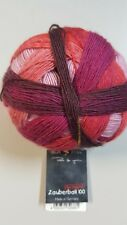 Schoppel Wolle Zauberball 100 Merino Yarn  #2305 Red to Go 100g