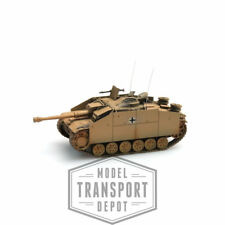 Artitec 387.48-YW StuG 111 German Army Military Tank Miniature Scale Model 1:87
