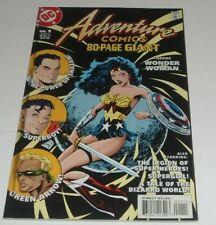 ADVENTURE COMICS 80 PAGE GIANT #1 NM+ (1998.DC) STARRING  WONDER WOMAN.CGC IT