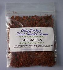 10g 'ABRAMELIN' Hand Blended Grain INCENSE Pagan Wiccan