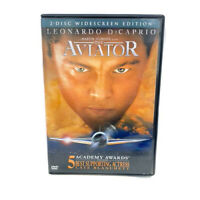 The Aviator (DVD, 2005, 2-Disc Set, Widescreen) Pre-Owned