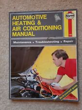 New ListingHaynes Automotive Heating And Air Conditioning Manual