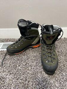 scarpa boots gore tex 11.5 mens
