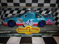 1984 Richard Petty #43 STP American Muscle 1:18 Scale 25th Anniversary Ertl