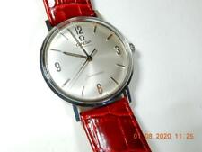 Vintage  Omega  Automatic  watch Seamaster Deville stainless Steel Working